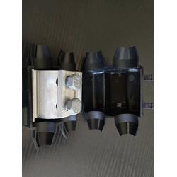 铝异型并沟线夹JBL-16/120,JBL-50/240 两节三节厂家直销大量现货图片