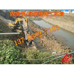 格宾护垫天然河流冲淤变化频繁防洪格宾河道护底格宾石笼图片