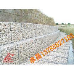 江河格宾石笼防护、堤坝格宾网笼护底护提、海塘格宾笼护脚护坡图片