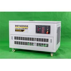 35千瓦永磁静音汽油发电机图片