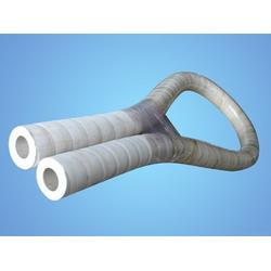 上海 橡膠鋼絲吸引管 真空設備專用橡膠管圖片