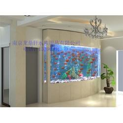 龙鼎轩-南京嵌入式鱼缸定做-南京鱼缸定做图片
