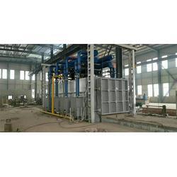 热处理炉供应 黑龙江热处理炉 山东一然环保科技公司