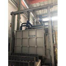 台车炉-安徽台车炉-一然环保(查看)图片