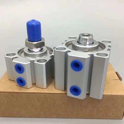 SDA40x25/SDA40x55/SDA40x90铝合金薄型气缸图片