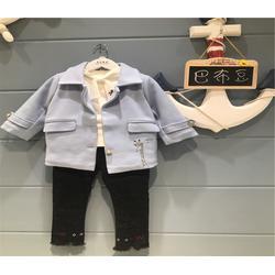 巴布豆品牌折扣童装尾货货源儿童服装厂家图片