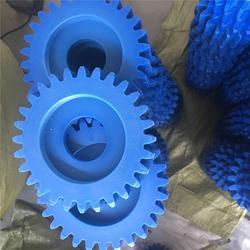 平山 MC尼龙齿轮厂家 铁力MC尼龙齿轮生产厂家图片
