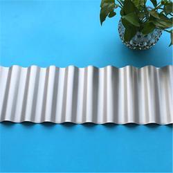 铝镁锰无钉式圆波板 311型 厚度1.1mm 适用4S店图片