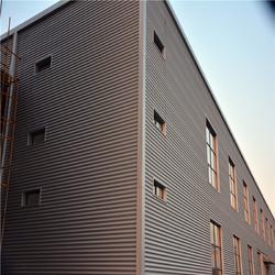 铝镁锰方波波纹板 710型 厚度1.0mm 适用 展厅 厂房墙面图片