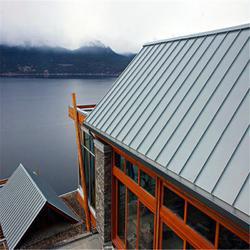 名宿屋面板矮立边钛锌25-430型厚度1.0mm图片