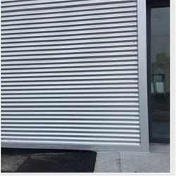 直销现场制作 彩钢无钉式圆波板 311型 厚度1.1mm 适用4S店厂房墙面图片
