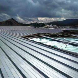65-500型厚度1.2mm 直立锁边铝镁锰板屋面板图片