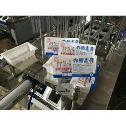 开模定制鸭血灌装封口机八宝粥绿豆沙冰灌装封口机图片