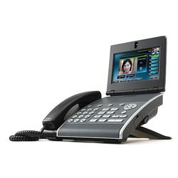 Polycom VVX 1500 D 商务多媒体电话图片