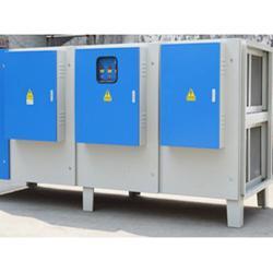 纺织印染UV光解废气净化器图片