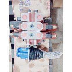 挖掘机液压先导液控多路阀控制手柄 先导控制专用手柄 带按钮喇叭YDL-L20图片