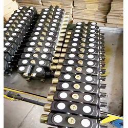 大型液压建筑地基打桩机12联14路多路阀 液压分配器DL-L20E-14OT-14图片