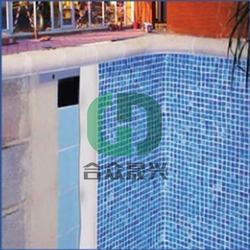 改造游泳馆 游泳池胶膜 健身房 老旧游泳池改造图片