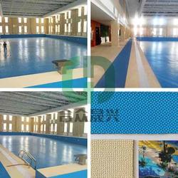 铺装体育馆游泳池 防水胶膜 泳池内壁防水 游泳池贴膜图片