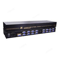 中卜科技VGA分配器 一分十六 无压力 保质量图片