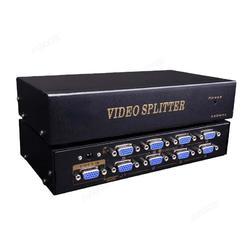 中卜科技VGA分配器 一分八適用高端展廳 保證信號傳輸質量圖片