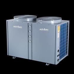 空气能热水器在人们的生活中越来越多地被运用图片