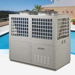 空气能 热泵即利用热泵将空气中的低品位热能转为高品位热能的技术装置图片