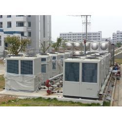 很多空气源热泵已经具有直流变频的节能特性图片