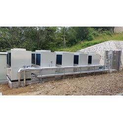 空气能热水器商用大3匹水循环图片