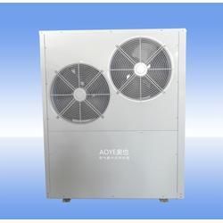 奥也空气能热水器大型商用空气源热泵3吨5酒店宾馆理发店洗浴图片