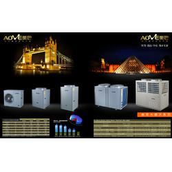 空气能热水系统商用大型空气源热水器宾馆酒店健身房宿舍工地图片