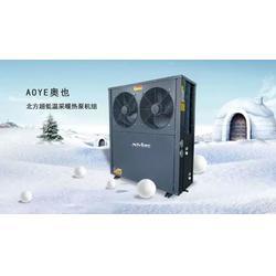 空气能热水器有上佳的表现 而在冬季气温只有-10℃的北方城市图片