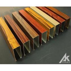 怎样选购木纹铝方通图片