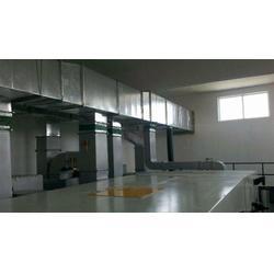 白铁通风工程-广州专业白铁通风工程-伟林通风(优质商家)图片