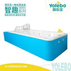 钢结构组装式亲子游泳池儿童游泳设备厂家直销图片
