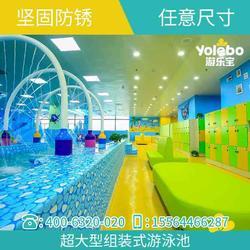 大型儿童水上世界恒温室内水上儿童乐园设备可定做益智水乐园图片