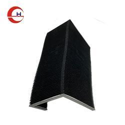 机床防护罩 柔性风琴防尘罩 伸缩式导轨护罩图片