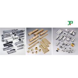 连接器模具零件加工厂-金盘模具实力厂家-连接器模具零件图片