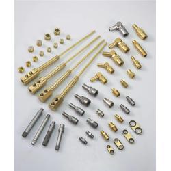 模具零件加工-型芯模具零件加工-金盘模具图片