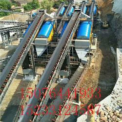 矿山机械用输送带图片