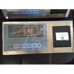 6公斤带触摸屏的电子秤,可扫描二维码连电子秤,7.5kg带二维码支付系统的电子秤图片