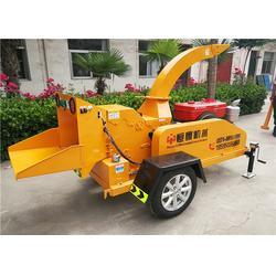 移动式树杆切枝机-北京树杆切枝机-恒鑫机械(查看)图片