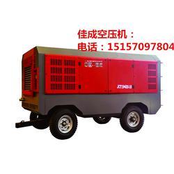 17立方柴油移动螺杆空压机图片