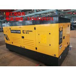 柳工牌27立方柴油空压机 CS235A柴油空压机图片