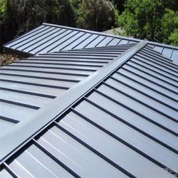 铝镁锰金属屋面板 65-400 厚度0.7mm图片