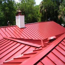 铝镁锰金属屋面板 25-430 厚度1.1mm图片