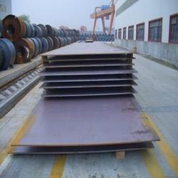 东营耐磨板NM450厂家、山东益航耐磨板现货图片