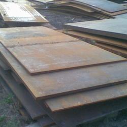 高强钢板Q550D-山东益航钢板厂家-菏泽高强钢板图片