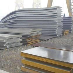 NM400耐磨钢板、山东益航耐磨板现货图片