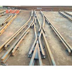 煤矿用ZDK630-3-6窄轨单开道岔制造标准图片